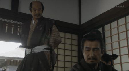 三方ヶ原で武藤喜兵衛という侍大将に苦しめられた思い出を語り出す徳川家康