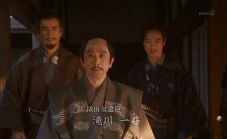ようやく信長の元に案内される真田親子 真田丸