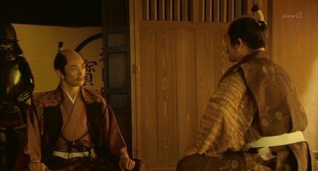 タイミング悪く上杉の家臣・直江兼続が来ている 真田丸