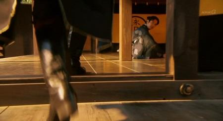 ブーツで登場のこの方 真田丸