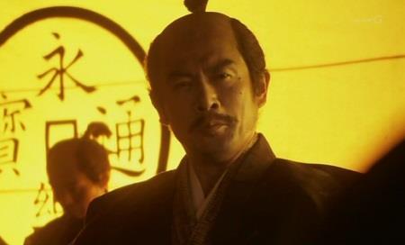 「おめでとうござる」徳川家康