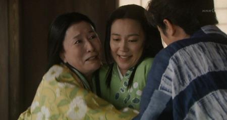 「松は勝頼公がお返しくださったのじゃ。一緒に暮らすのです」 真田丸