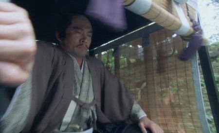 輿に酔う徳川家康(笑) 真田丸