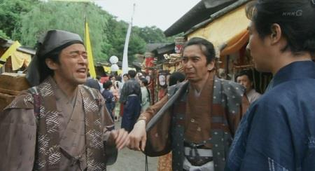 京都から逃げてきた商人 真田丸