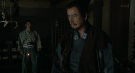 「まさか、明智にお味方を・・・」と驚く信幸 真田丸
