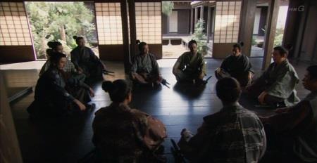真田昌幸が国衆たちを集めて会合 真田丸
