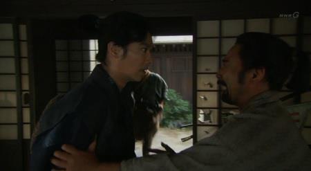 「松を城内に連れて行ってしもうた!!」小山田茂誠 真田丸
