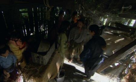 一緒に逃げた人質たちも一緒 真田丸