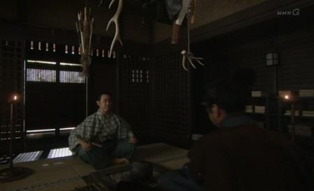 会合が終わっての親子の会話 真田丸