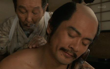お灸と・・・ 真田丸