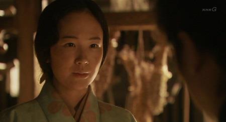 「梅は・・・源次郎様が帰ってきてくださって、ホッといたしました」 真田丸