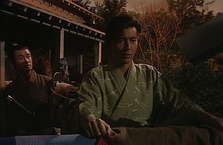 樋口角兵衛は、地炉の間の会議に入れてもらえず、ご立腹 真田太平記