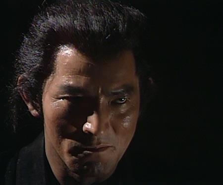 「はっ」壷谷又五郎 真田太平記