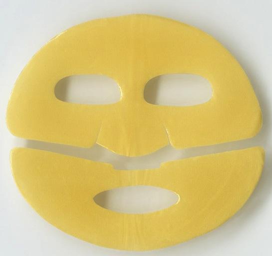 ハイドロゲルマスク ゴールド3