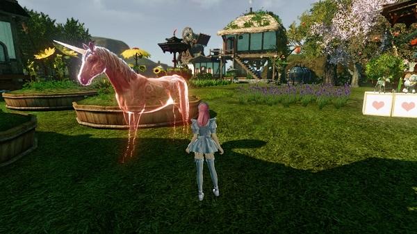 1月5日ログインスタンプの馬