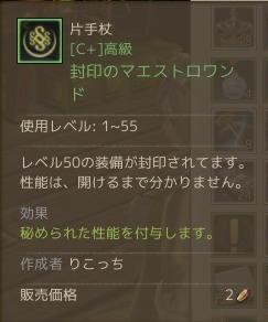 2月7日ワンド作り4