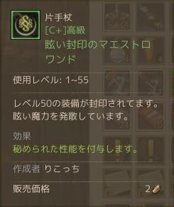 2月8日ワンド作り4