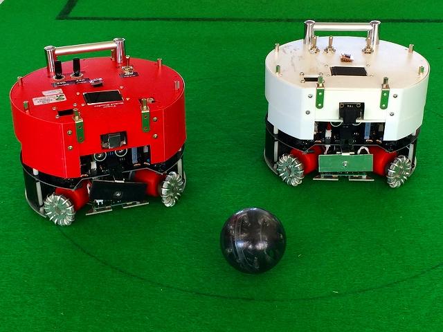 2016シーズンロボット