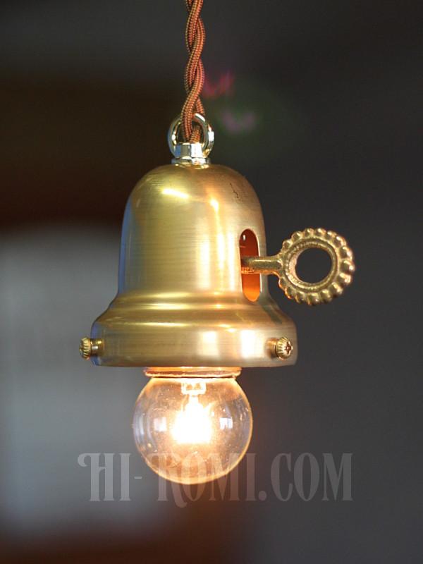 ベル型 ペンダントランプ 吊下げ ライト 店舗設計 照明計画