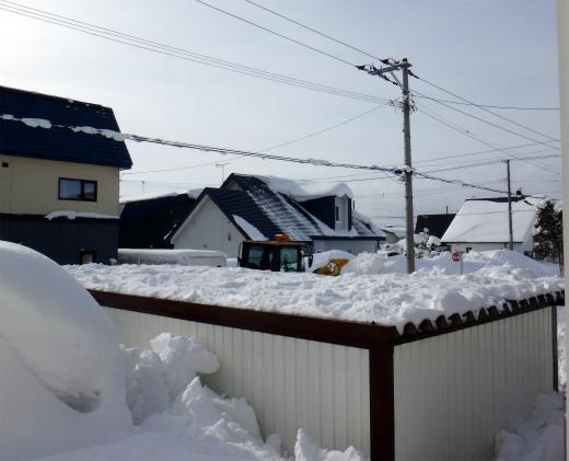 s-783-5電線に積雪
