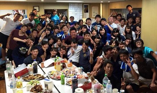 2015全日本納会後現役集合写真