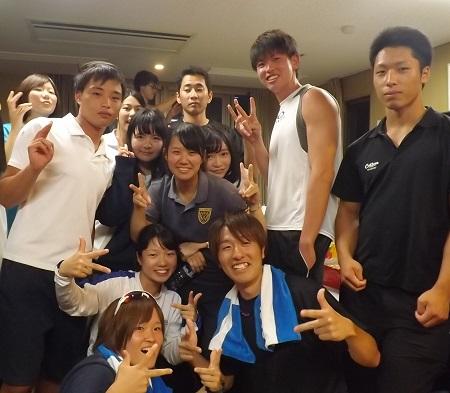 2015全日本の納会後