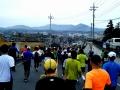 かさま陶芸の里ハーフマラソン3