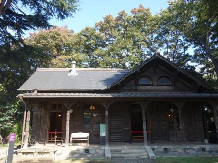 旧岩崎邸庭園 (7)