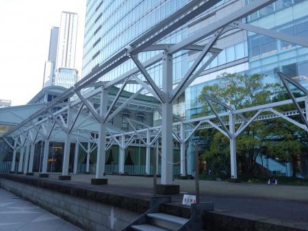 旧新橋停車場 (2)