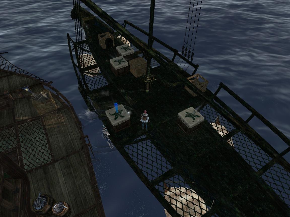 サルベ貿易船1