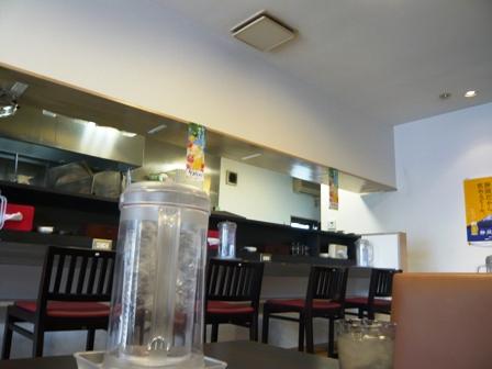 麺神:店内