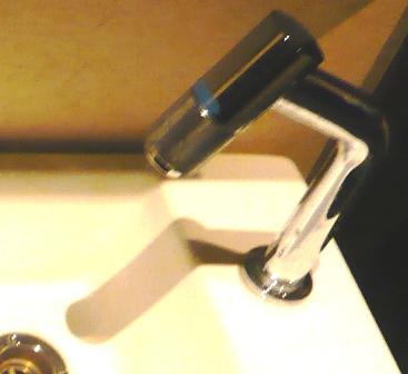 うお鶏:トイレ洗面台蛇口2