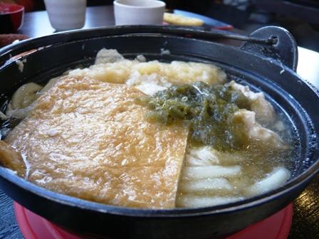 伊予製麺:鍋焼きうどん