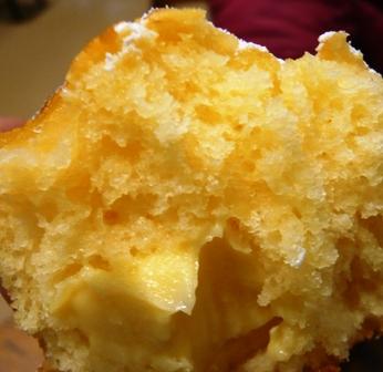 CAFE BRICCO:カップケーキ;アップルカスタード