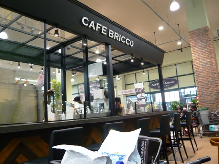 CAFE BRICCO:店内2