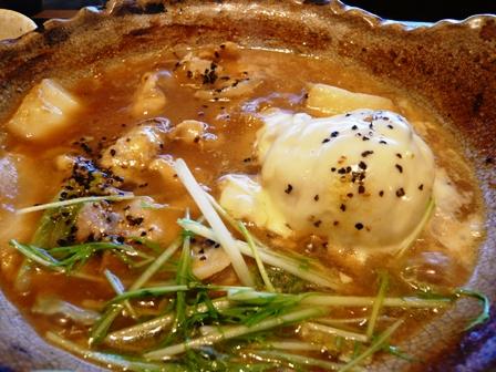大戸屋:丸ごと玉ねぎのスープ鍋定食