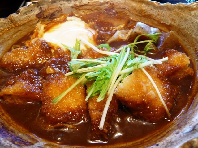 大戸屋:四元とんロースの味噌かつ煮定食2