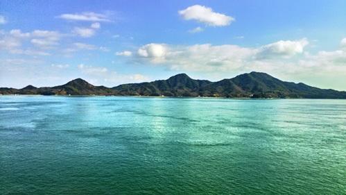 瀬戸の島々