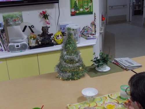 小さいクリスマス