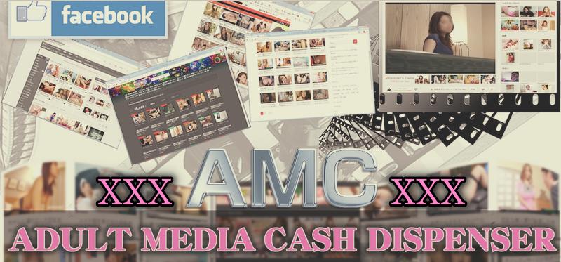 AMCアダルトメディアキャッシュディスペンサーxxx