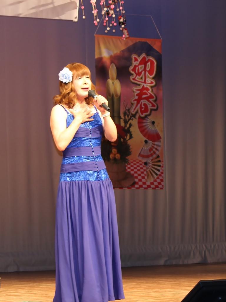 新春カラオケ(3)