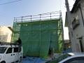 多田町にて建築中