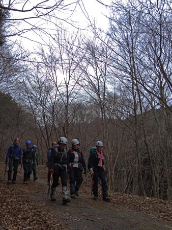 DSC00634林道歩き