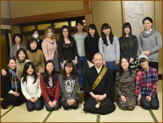 20151226 法明寺  9  鬼子母神さんぽ