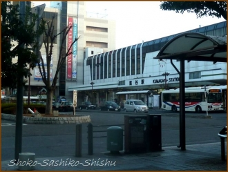 20160121 通り  2  熊谷へ