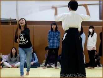20160123 薙刀 5  サムライ