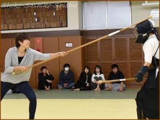 20160123 薙刀 6  サムライ