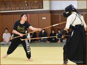 20160123 薙刀 7  サムライ