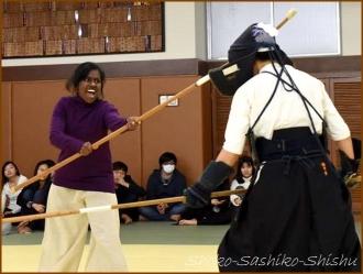 20160123 薙刀 8  サムライ