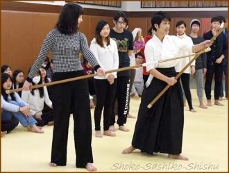 20160123 薙刀 9  サムライ